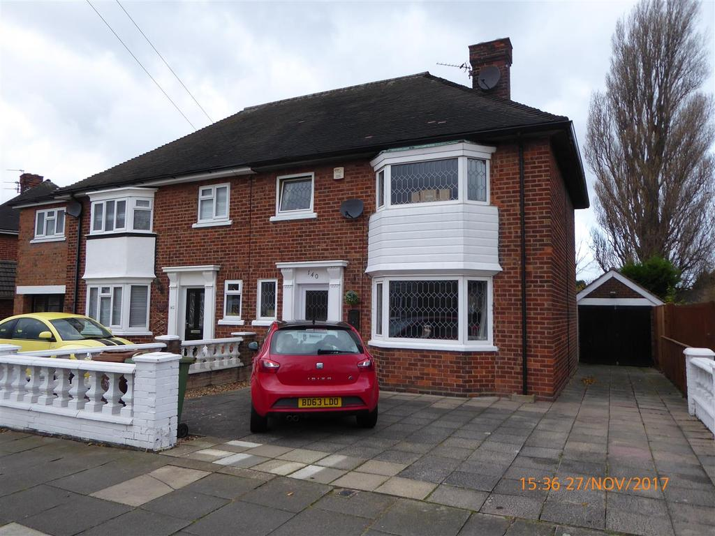 3 Bedrooms Semi Detached House for sale in Highgate, Cleethorpes