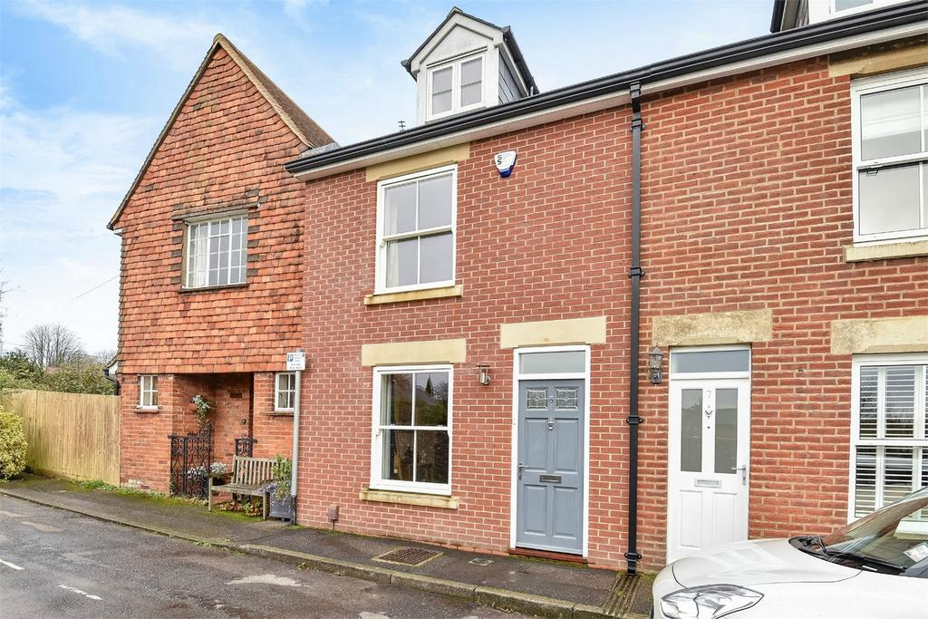 3 Bedrooms Terraced House for sale in St Cross, Winchester, Hampshire
