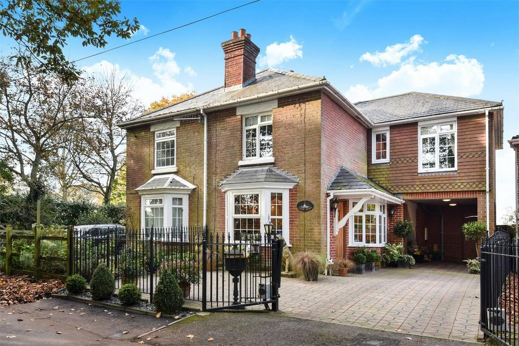 3 Bedrooms Semi Detached House for sale in Curdridge, Southampton, Hampshire