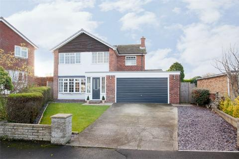 4 bedroom detached house for sale - 10 Greengales Court, Wheldrake, York