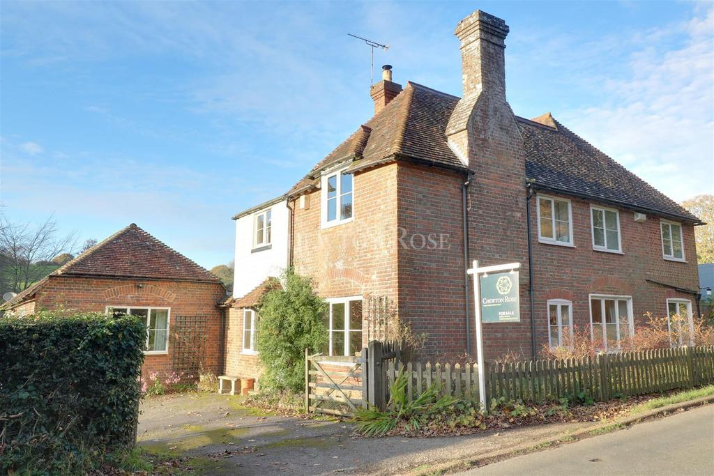 4 Bedrooms Detached House for sale in Tidebrook, East Sussex,TN5
