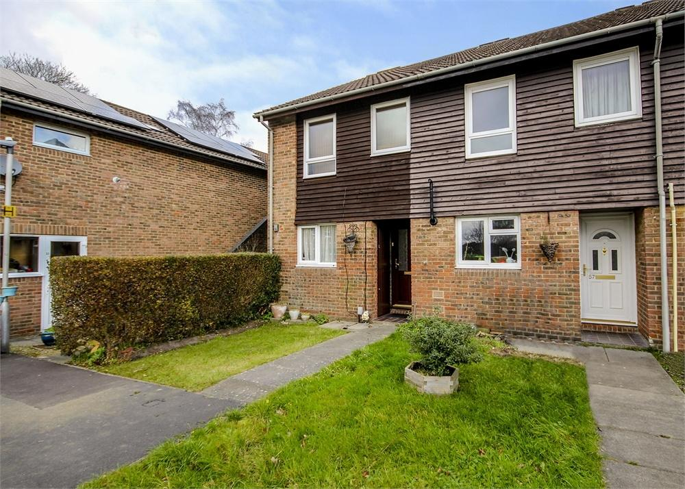 3 Bedrooms Terraced House for sale in Inchwood, Birch Hill, Bracknell, Berkshire