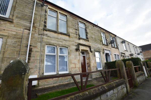 2 Bedrooms Flat for sale in 24 Stanley Road, Saltcoats, KA21 5BB
