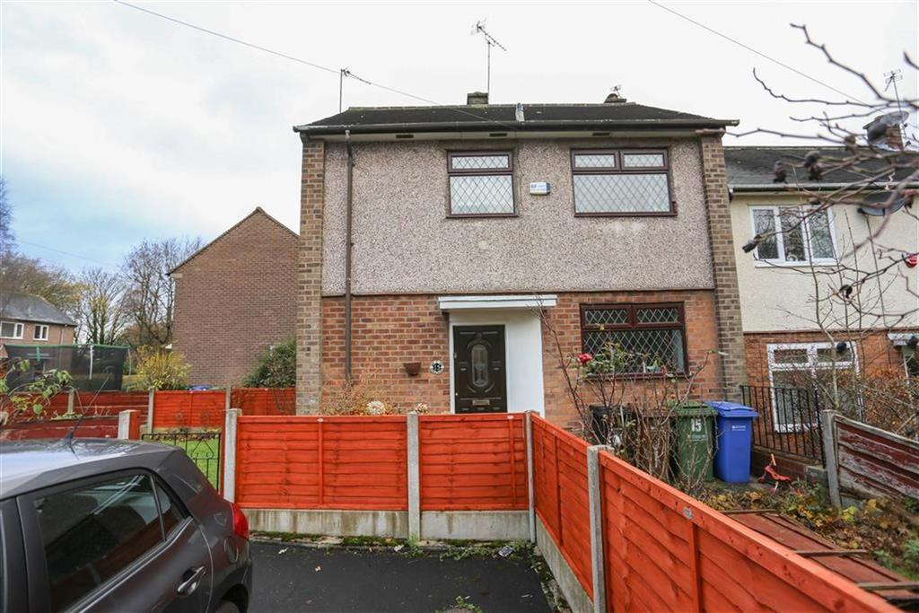 2 Bedrooms End Of Terrace House for sale in Heather Way, Marple, Cheshire