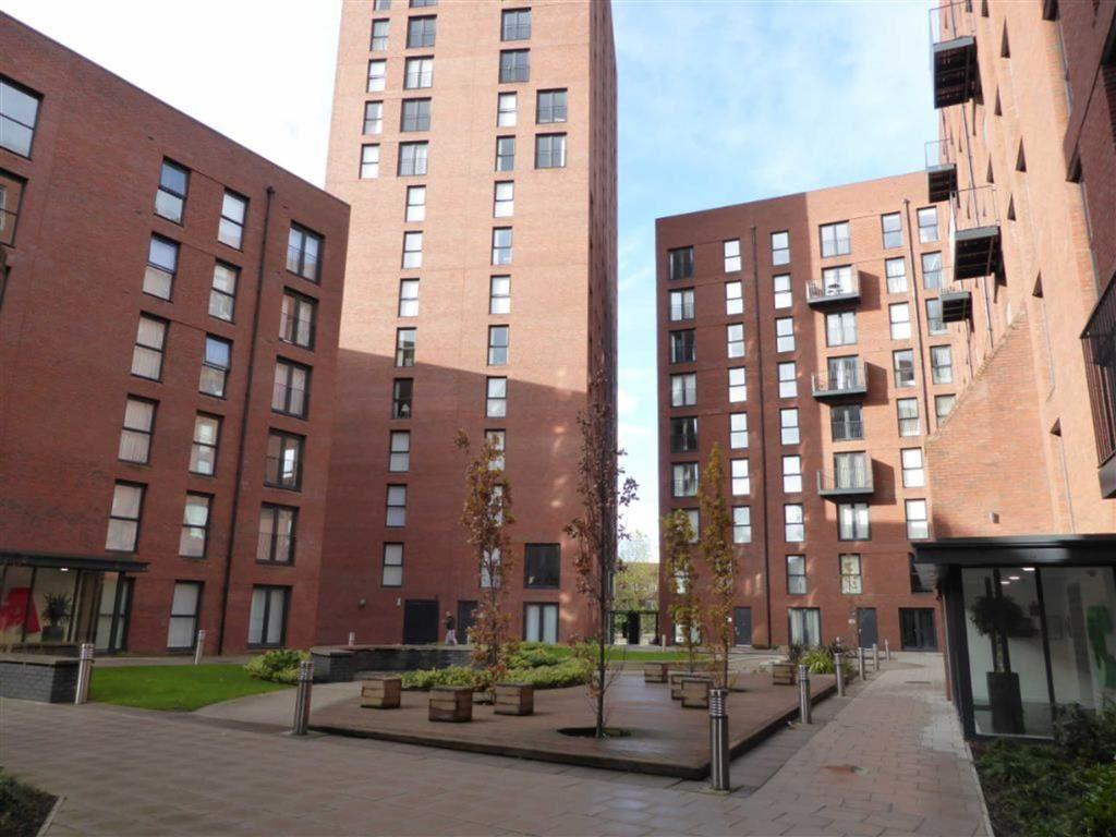 2 Bedrooms Flat for sale in Alto, Block A, Salford
