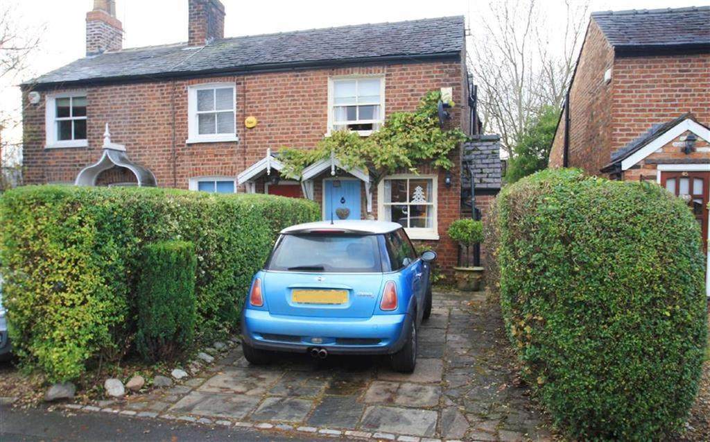 2 Bedrooms Terraced House for sale in Oak Lane, Wilmslow