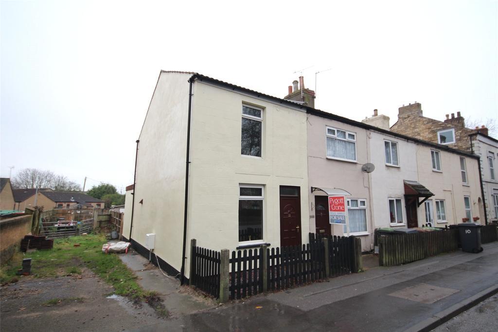 2 Bedrooms End Of Terrace House for sale in Sleaford Road, Bracebridge Heath, LN4