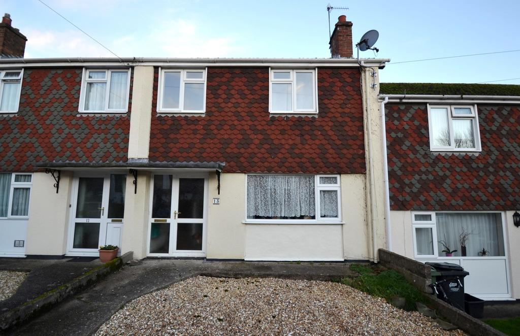 3 Bedrooms Terraced House for sale in Victoria Close, Barnstaple