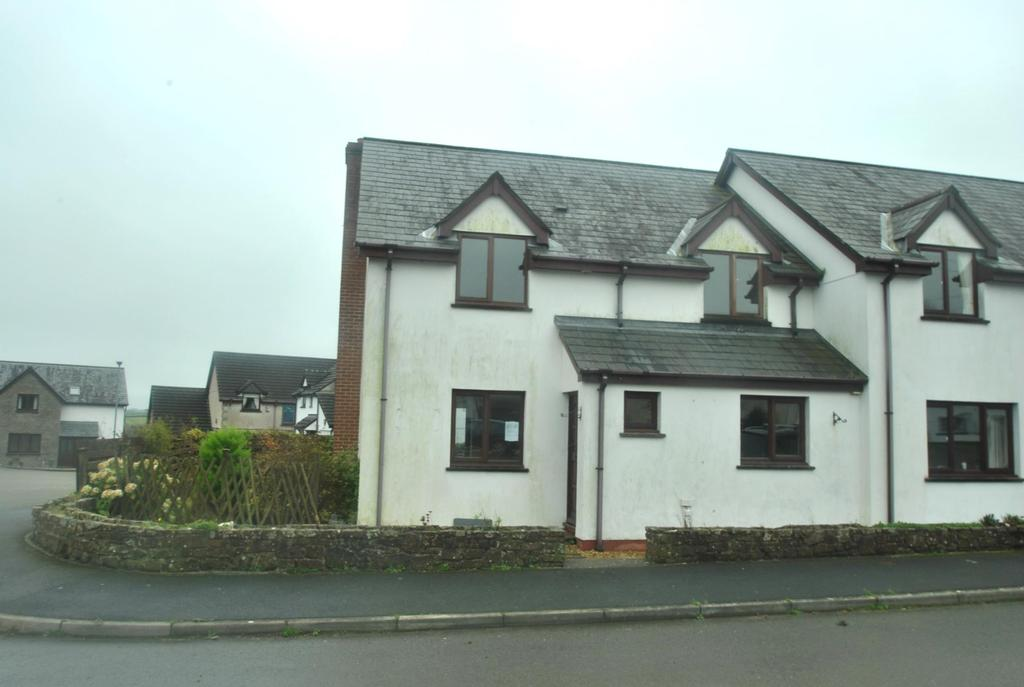 3 Bedrooms Terraced House for sale in Market Place, Week St Mary