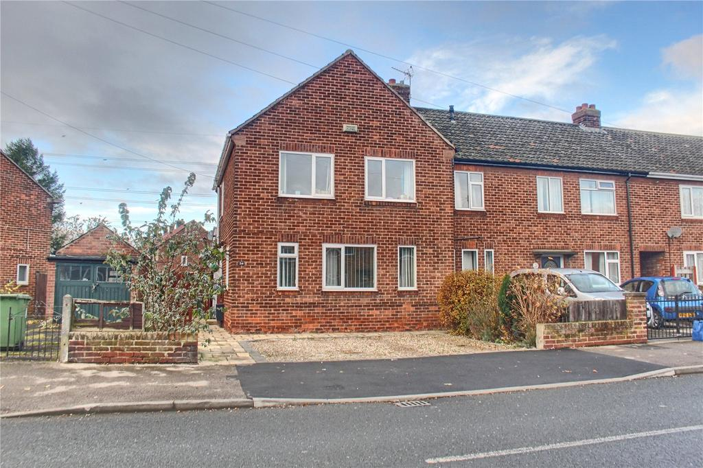 3 Bedrooms End Of Terrace House for sale in Turton Road, Yarm