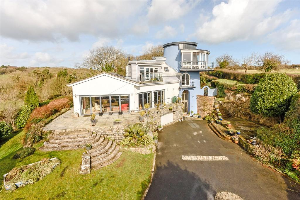 4 Bedrooms Detached House for sale in Red Wharf Bay, Angelsey, LL75