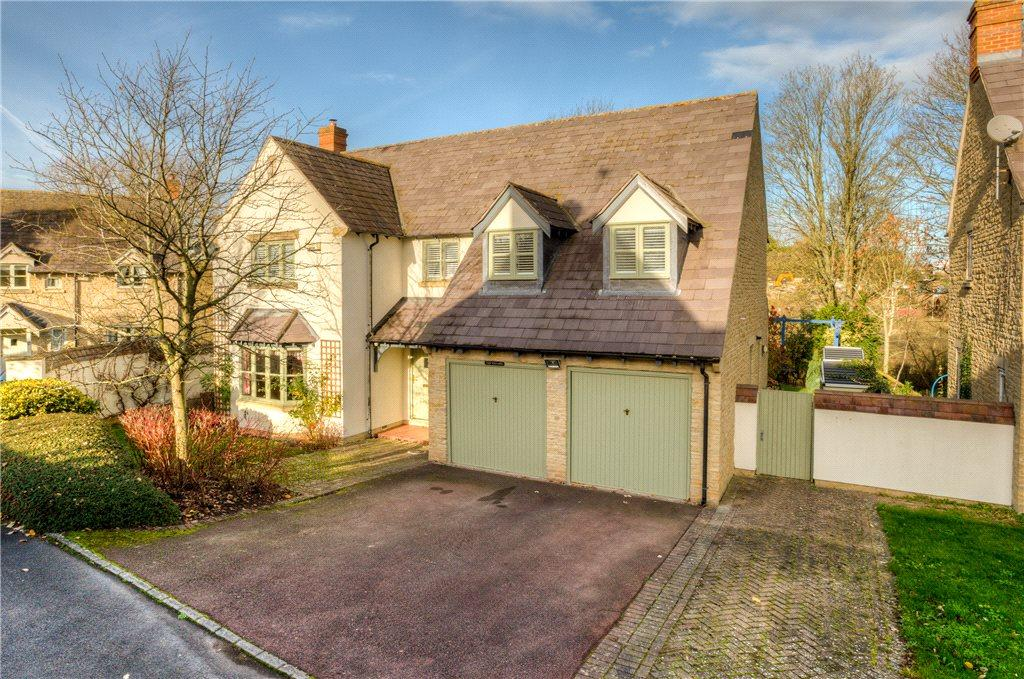 4 Bedrooms Detached House for sale in Shakesfield Close, Tredington, Shipston-on-Stour, CV36