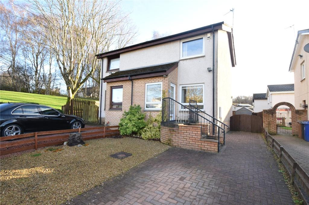 2 Bedrooms Semi Detached House for sale in Millfield Gardens, Erskine, Renfrewshire