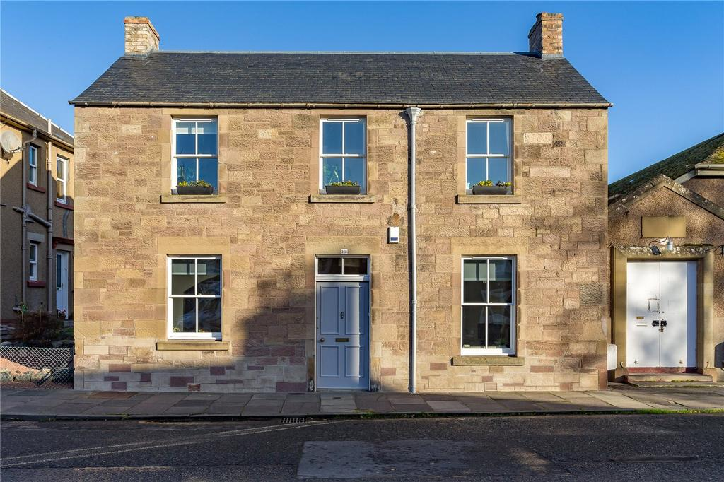 3 Bedrooms Semi Detached House for sale in Roxburgh Street, Kelso, Scottish Borders