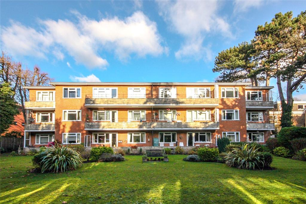 2 Bedrooms Flat for sale in West Cliff Road, Bournemouth, Dorset, BH4