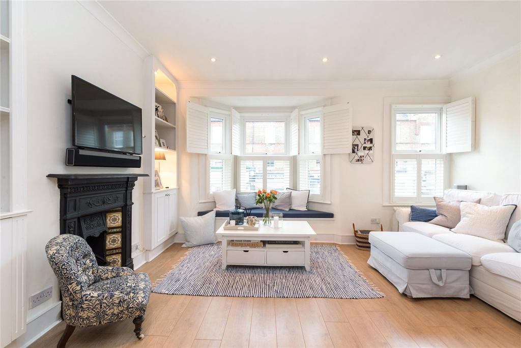 2 Bedrooms Flat for sale in Garratt Lane, Wandsworth, London, SW18
