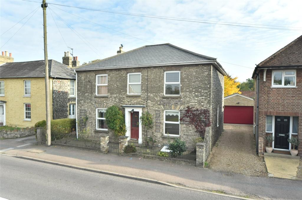4 Bedrooms Detached House for sale in North Terrace, Mildenhall, Bury St Edmunds, Suffolk, IP28
