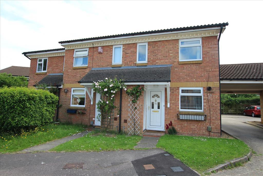 2 Bedrooms Semi Detached House for rent in Iredale View, Baldock, Hertfordshire, SG7 6TR