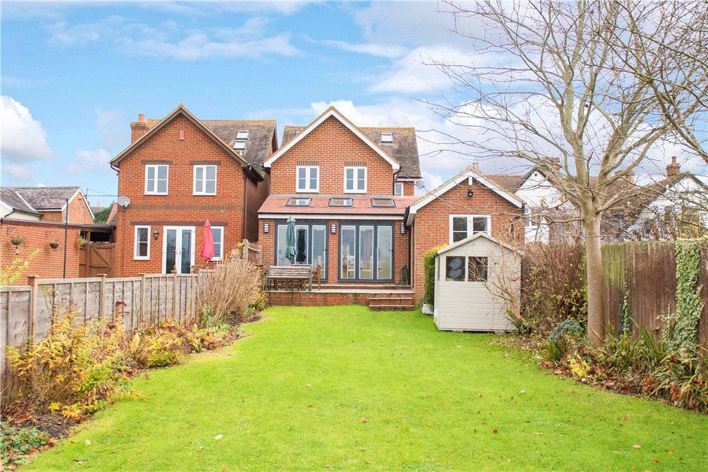 4 Bedrooms Detached House for sale in Lower Street, Quainton, Aylesbury, Buckinghamshire