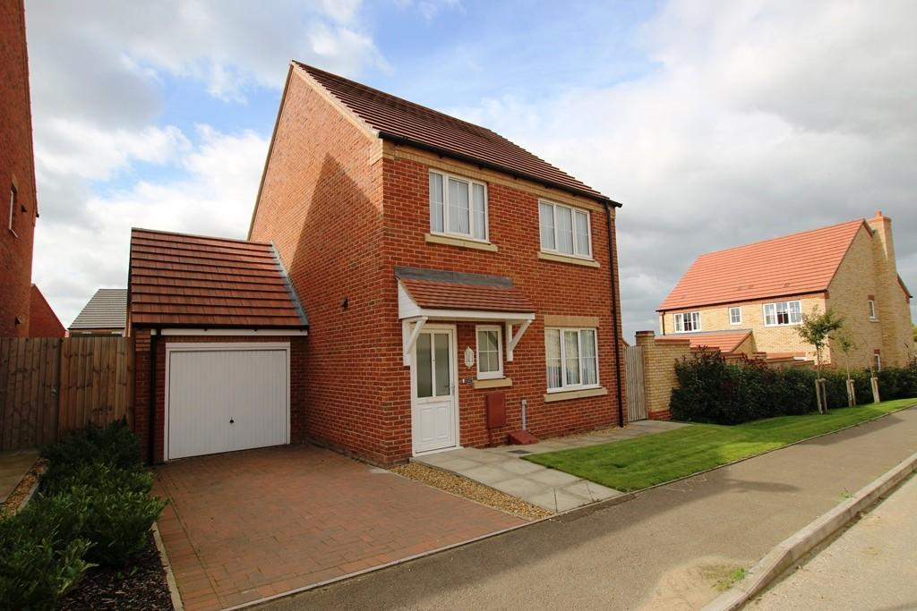 3 Bedrooms Detached House for sale in Highfields Development, Littleport