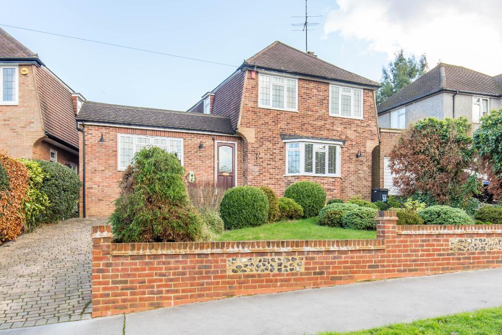 4 Bedrooms Detached House for sale in The Ruffetts, South Croydon, Surrey, CR2 7LR