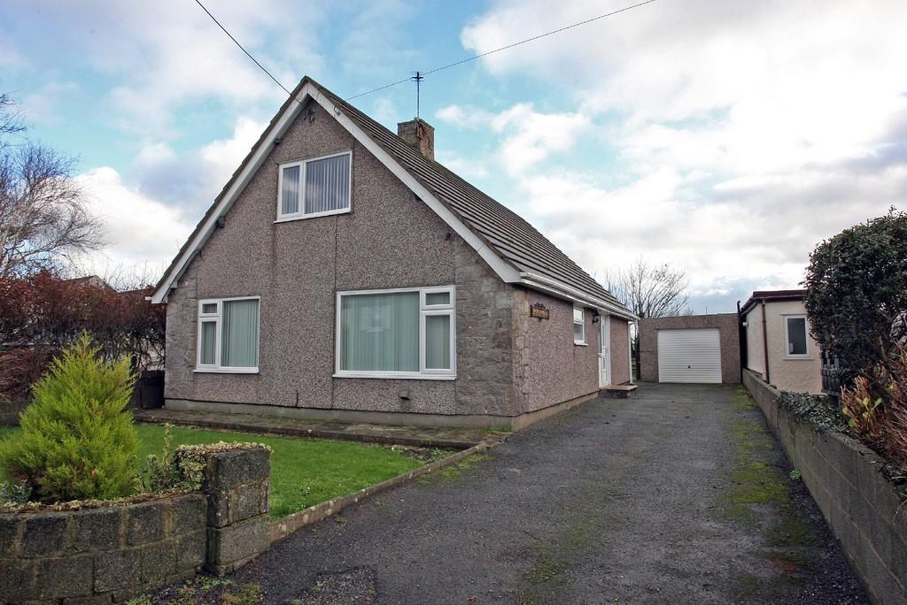 4 Bedrooms Detached Bungalow for sale in Bryn Y Coed, Bryngwran, North Wales