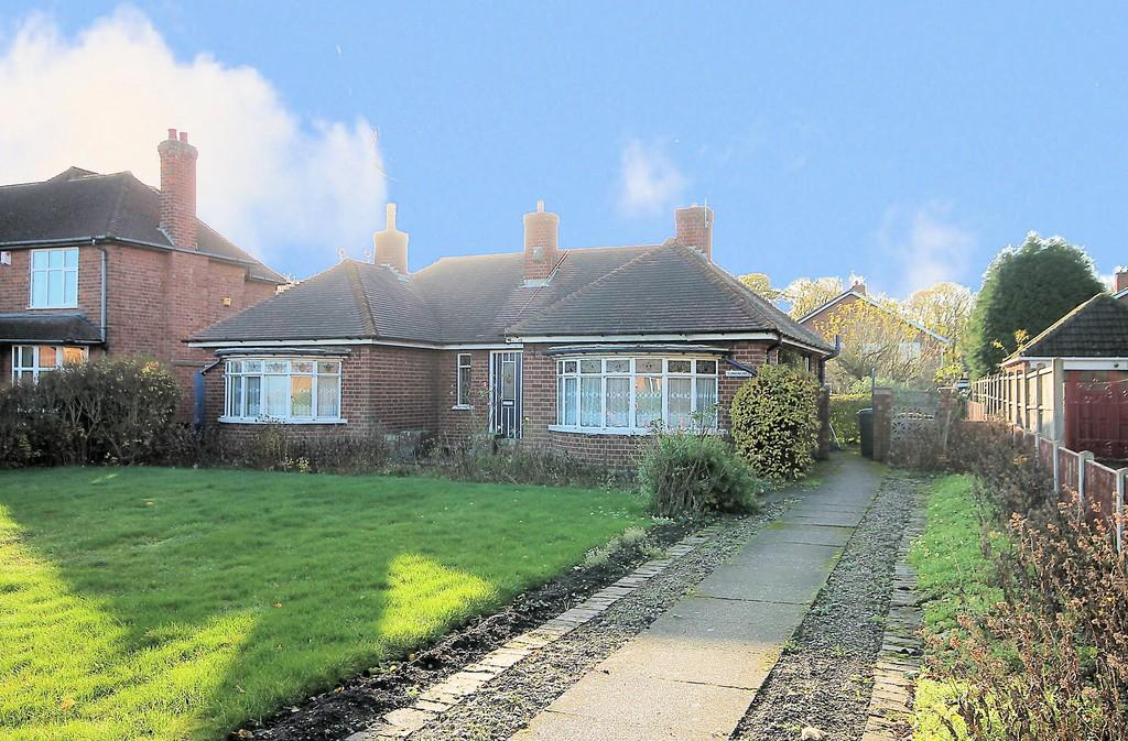 2 Bedrooms Detached Bungalow for sale in Sunninghill, Lichfield Street, Fazeley, B78 3QE