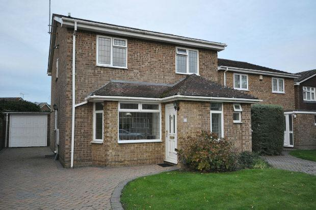 4 Bedrooms Detached House for sale in Aspin Way, Blackwater, Camberley