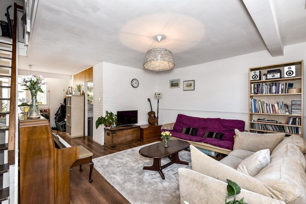 3 Bedrooms End Of Terrace House for sale in Brenchley Gardens Forest Hill SE23
