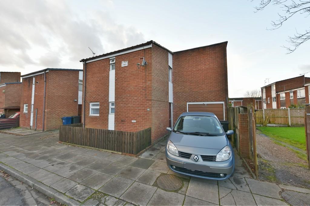 3 Bedrooms End Of Terrace House for sale in Alderley, Skelmersdale