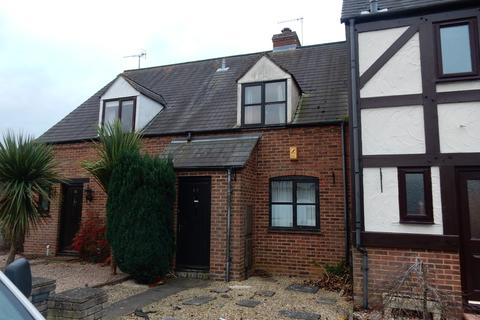 2 bedroom terraced house for sale - The Lankets, Badsey
