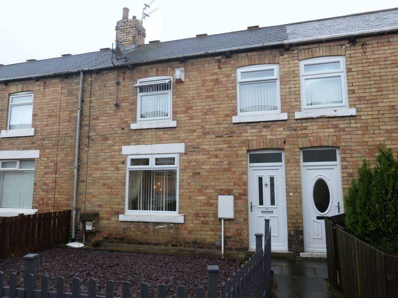 2 Bedrooms Terraced House for sale in Ariel Street, Ashington, Two Bedroom Terraced House