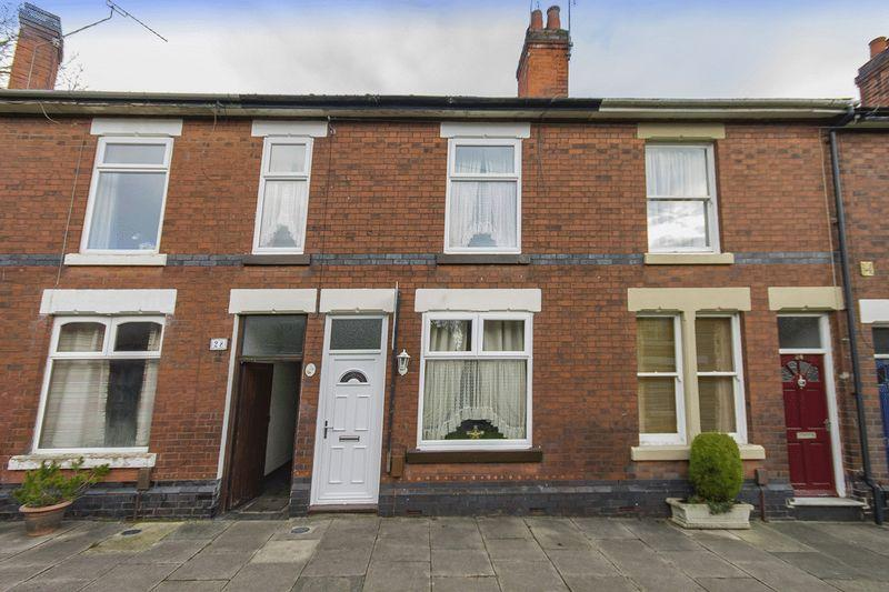 3 Bedrooms Terraced House for sale in Marcus Street, Derby