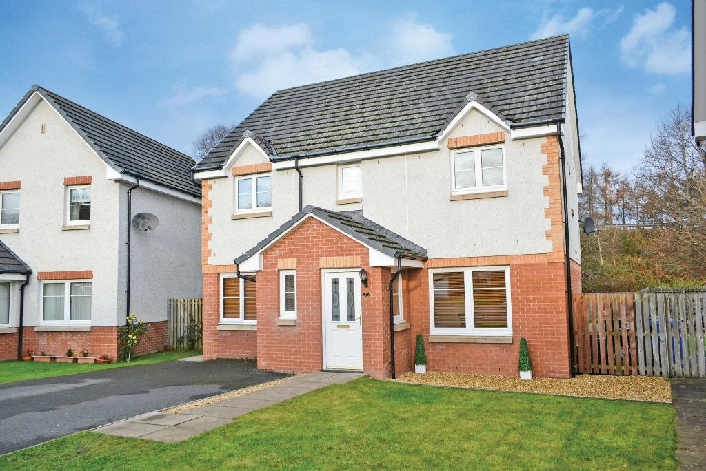 4 Bedrooms Detached House for sale in Munnoch Way, Plean, Stirling, FK7 8GA