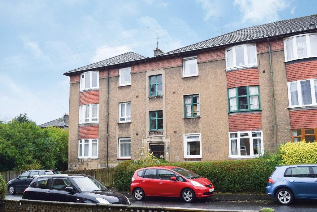 3 Bedrooms Flat for sale in Ripon Drive, Flat 0/1, Kelvindale, Glasgow, G12 0DU