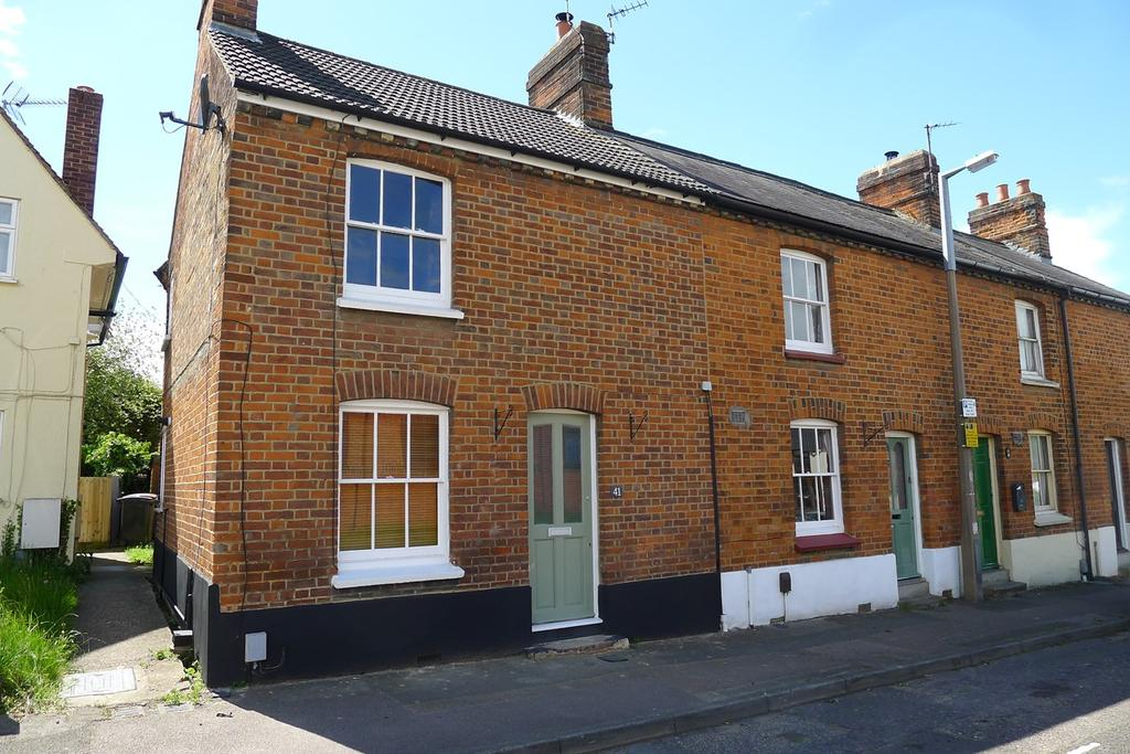 2 Bedrooms Cottage House for rent in Church Street, Baldock, SG7