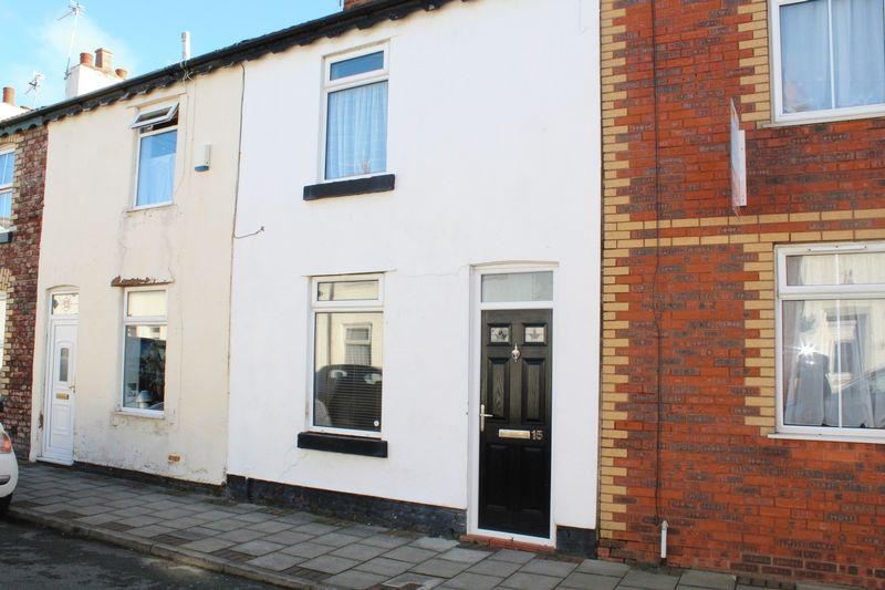 2 Bedrooms Terraced House for rent in Rudd Street, Wirral