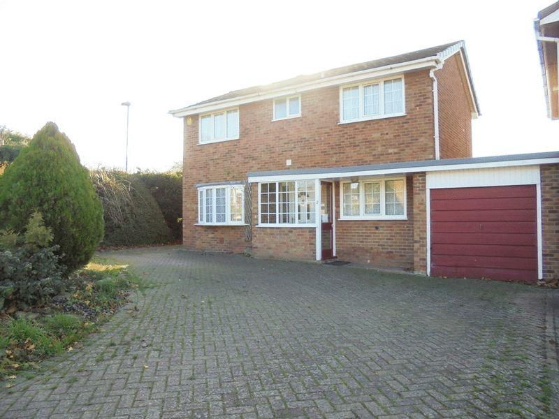 3 Bedrooms Detached House for sale in Digby Road, Evesham