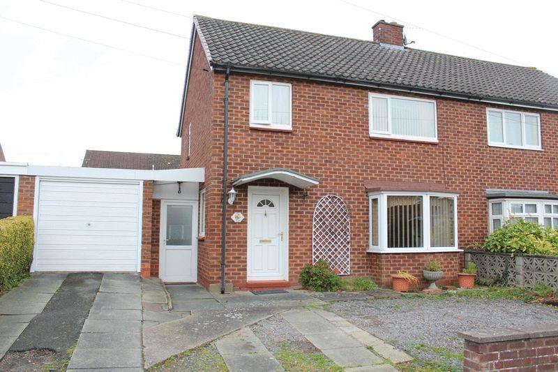 3 Bedrooms Semi Detached House for sale in York Road, Harlescott, Shrewsbury, SY1 3QA