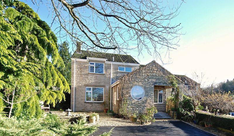 5 Bedrooms Detached House for sale in Fayreway, Croscombe, Wells