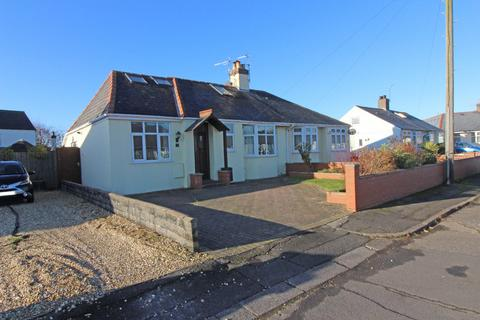 3 bedroom semi-detached bungalow for sale - Greenfield Avenue, Whitchurch