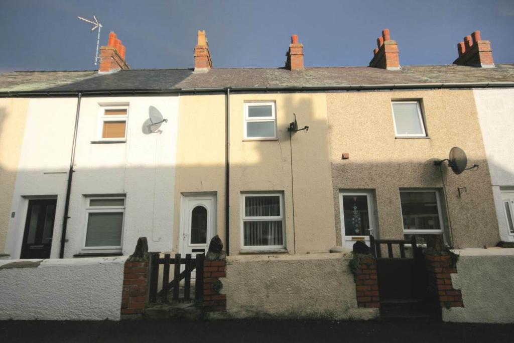 2 Bedrooms Terraced House for sale in 3 Park Terrace, Deganwy, LL31 9UL