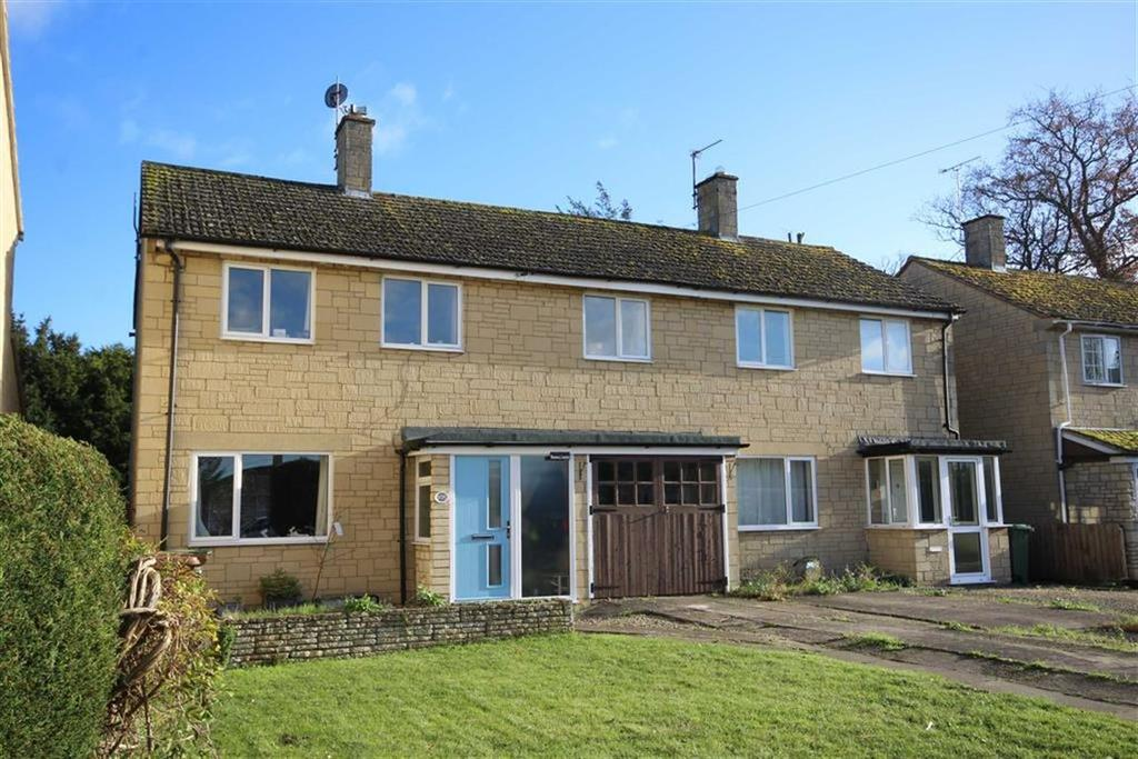 4 Bedrooms Semi Detached House for sale in Oak Gardens, Bredon, Tewkesbury, Gloucestershire