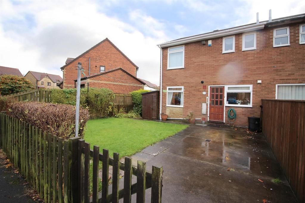 3 Bedrooms End Of Terrace House for sale in Kings Road, Newcastle Upon Tyne