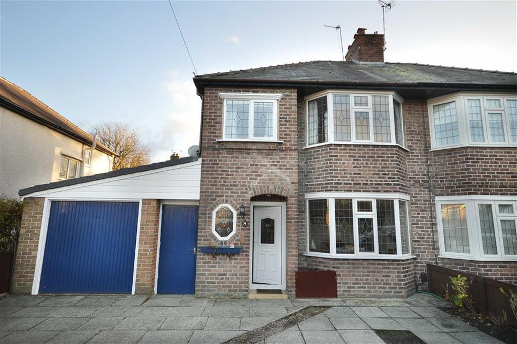 3 Bedrooms Semi Detached House for sale in Woodfield Road, CH63