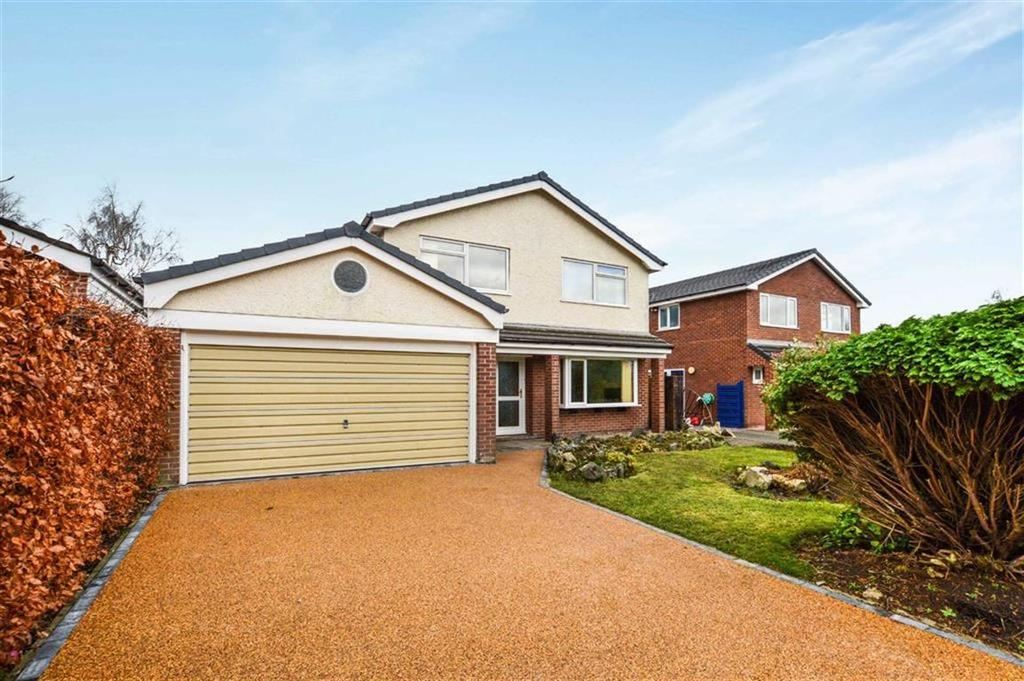 4 Bedrooms Detached House for sale in Beechwood, Bowdon, Cheshire, WA14