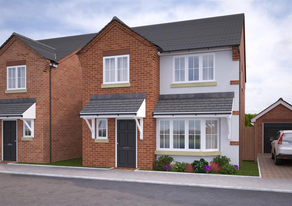 4 Bedrooms Detached House for sale in Holt Farm School, Holt Road, Halesowen