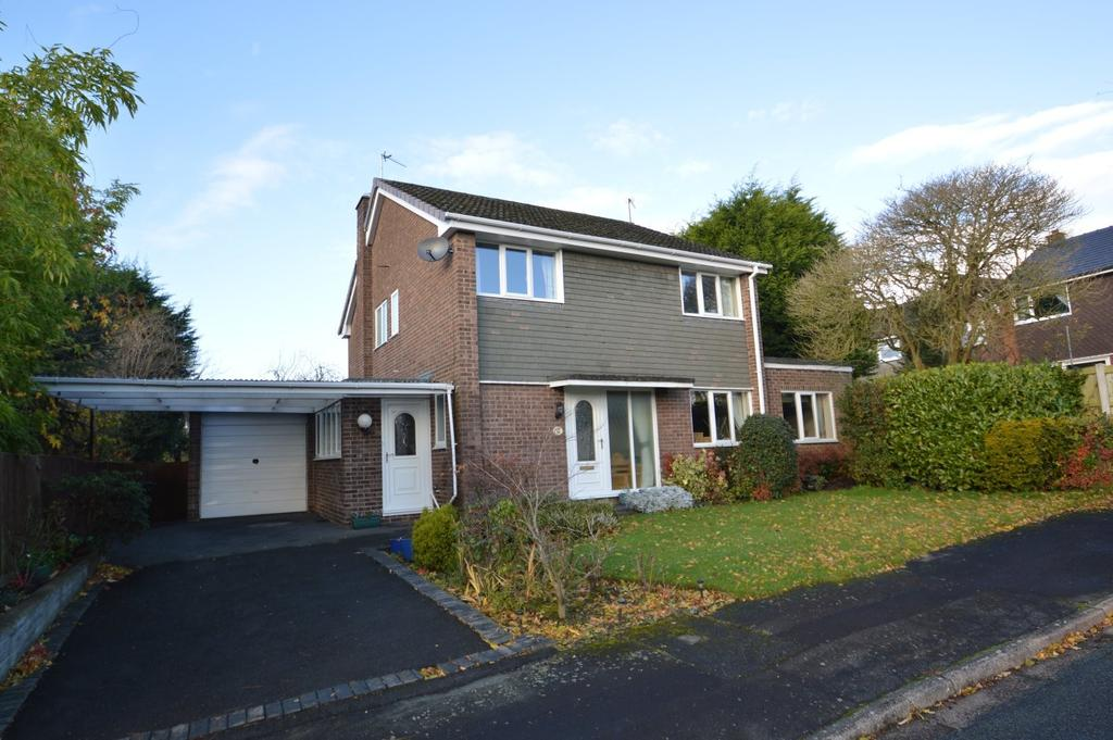 4 Bedrooms Detached House for sale in Valley Way, Knutsford