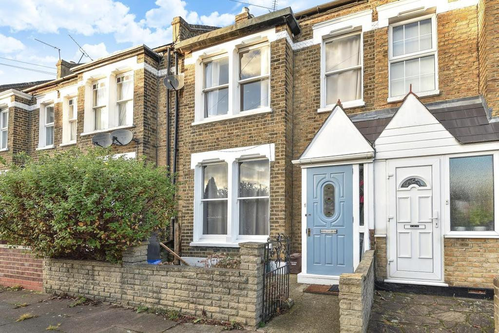 2 Bedrooms Terraced House for sale in Brunswick Avenue, New Southgate