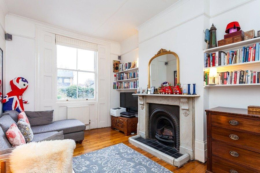 2 Bedrooms Flat for sale in Hartham Road, Hillmarton Conservation Area, London, N7